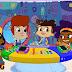 TV Brasil estreia série de animação paraense Brinquedonautas