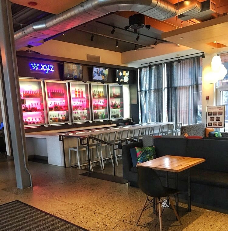 Aloft Lexington Hotel Review