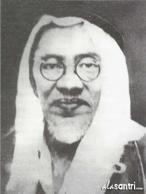 Syaikh KH. Raden Munir Abdurrahman