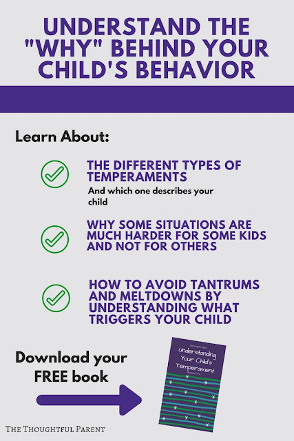 Understand the WHY Behind Your Child's Behavior--FREE book for #parents