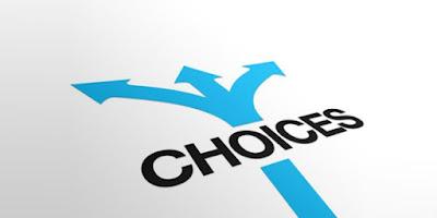 Overchoice  تعدد الخيارات