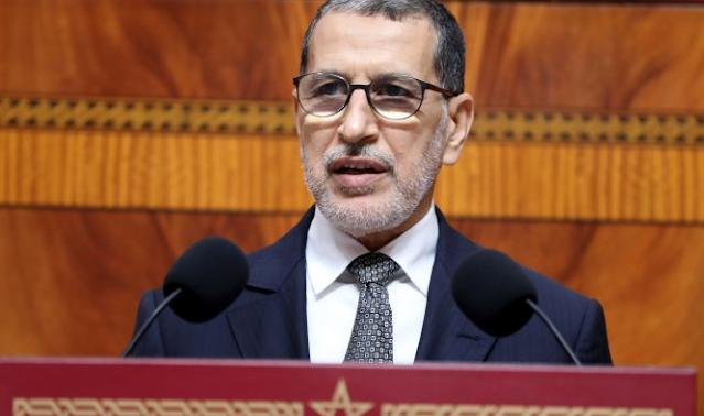 العثماني يتهم الجزائر باستغلال الصحراويين للضغط على المغرب