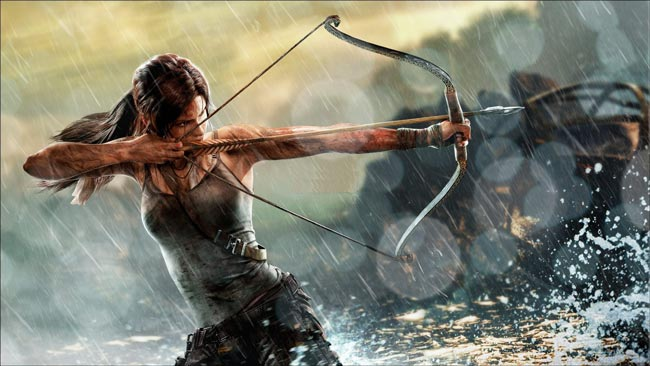 Rise of the Tomb Raider Kırıldı!