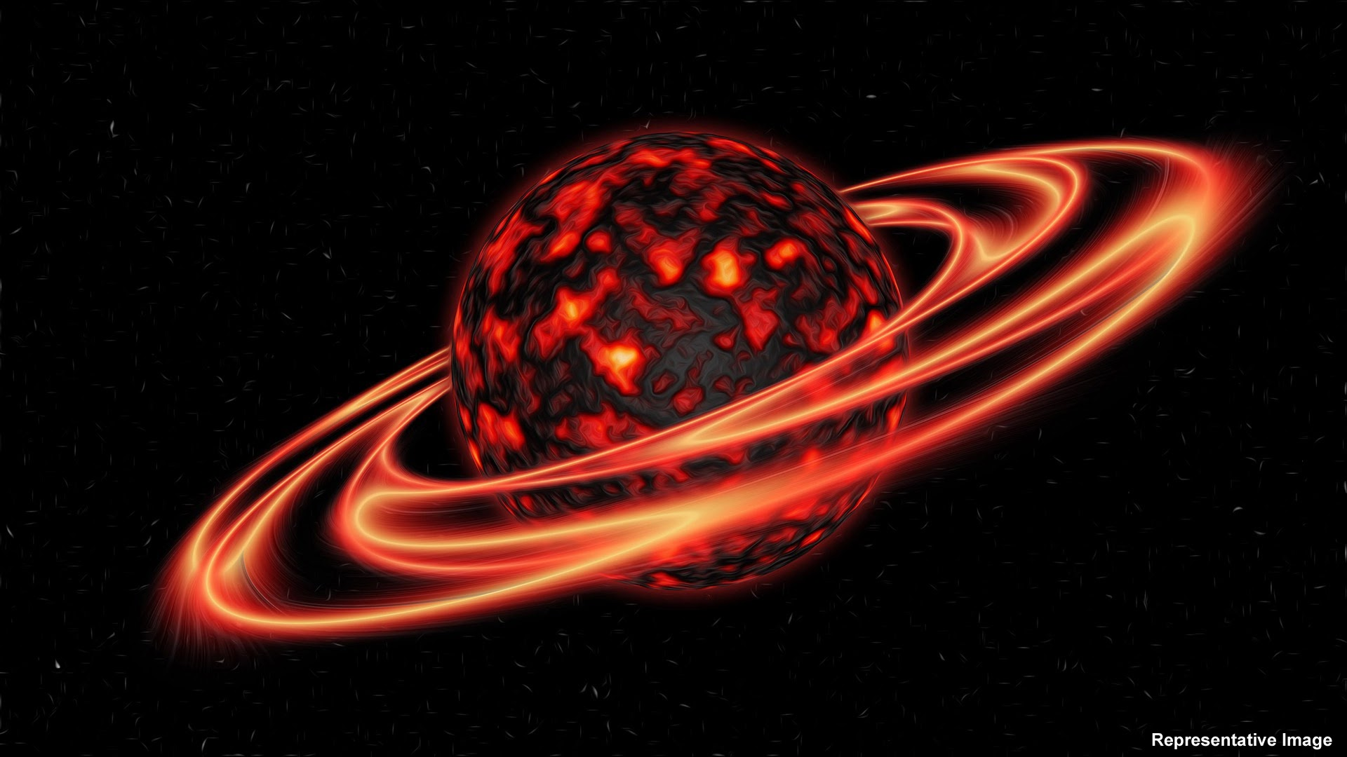 """Scientists Have Discovered A """"Hell Planet"""" With Lava Oceans And Rocky Rain"""