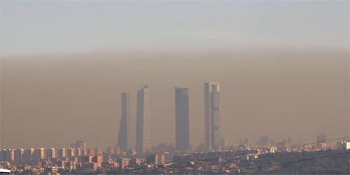Planeta azul eskolapioak contaminaci n del aire for Habitamos madrid