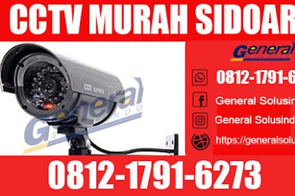 CCTV Murah Tulangan Sidoarjo Bergaransi dan Terlengkap