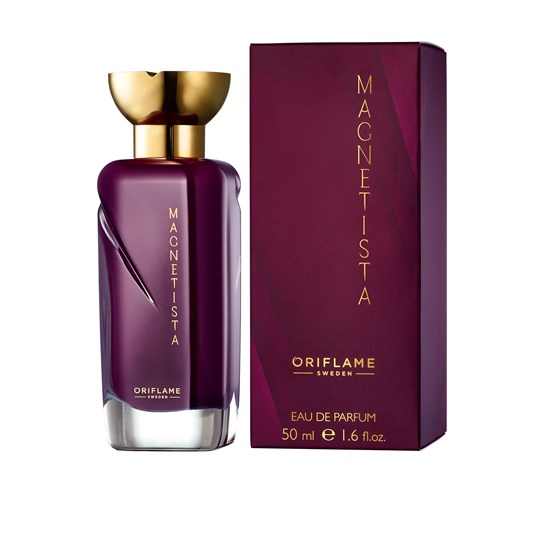 perfumy magnetista oriflame