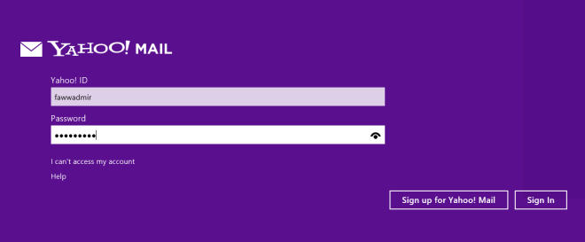 Log Yahoo Mail - How to send email, check Yahoo mail ...