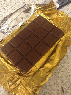 Grown Up Chocolate Company Magnificent Mince Pie Chocolate