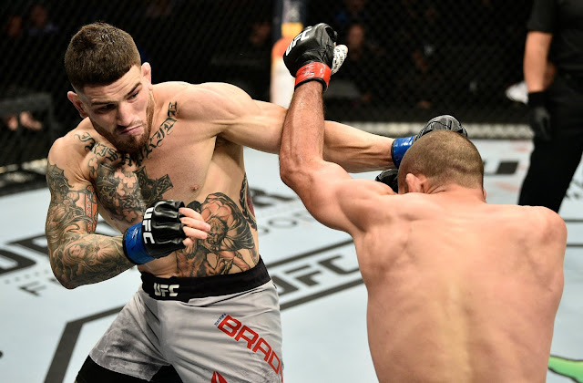 UFC Boston photos - Sean Brady def. Court McGee