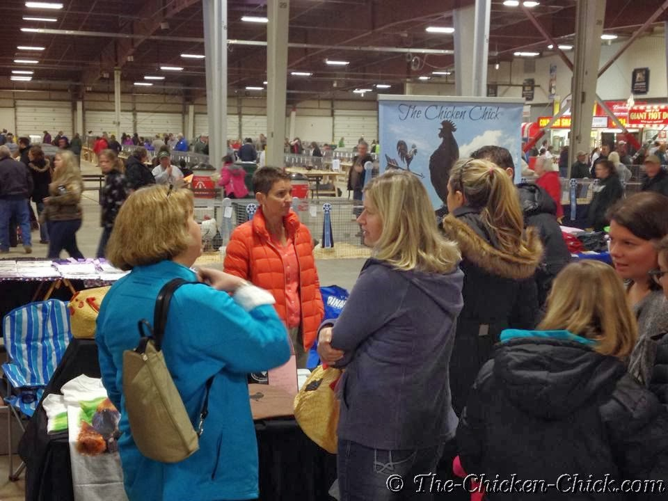 Virtual Poultry Show, A Day at the Northeastern Poultry Congress