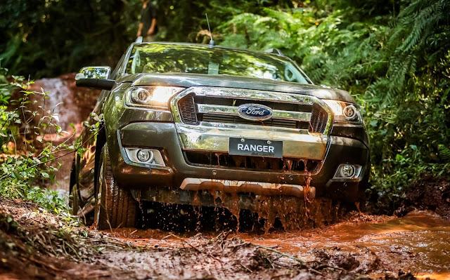 Ford Ranger 2017