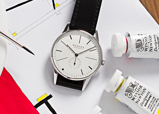 Nomos Glashütte, in collaboration with Dutch watch retailer Ace Jewelers, is   launching a 100-piece limited edition timepiece celebrating the 100th   anniversary of the Dutch art...