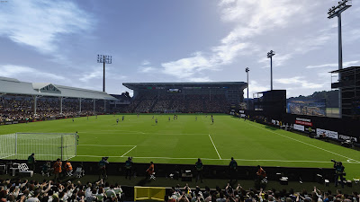 PES 2021 Stadium Craven Cottage