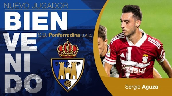 Oficial: Ponferradina, firma cedido Sergio Aguza