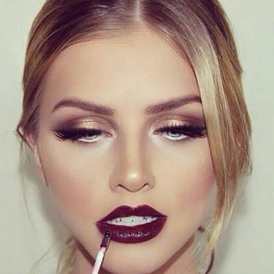 maquiagem-natal-inspiração-modelo-maquiagem-festa
