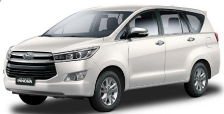 Mobil Toyota All New Innova
