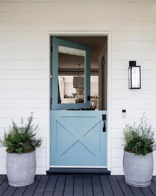model dutch door