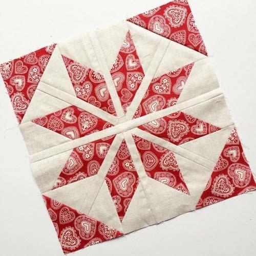 Scandi 3 Quilt - Free Pattern