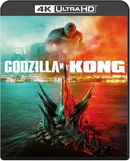 Godzilla vs. Kong [2021] [UHD] [Latino]