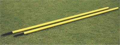 Slalom Poles - Plastic Spikes