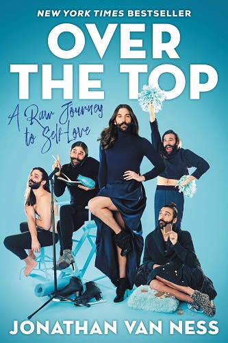 Over the Top Book by Jonathan Van Ness pdf