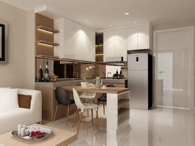 UNIT TERSEDIA:  2 Bed Room  Start from 1,8M  99.3 m2