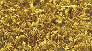 Ilmuwan Temukan 2.000 Spiral Emas Kuno, Apa Fungsinya?