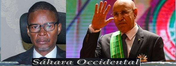 الوزير الأول الموريتاني، وفي خطاب أمام البرلمان، تطرق إلى كل القضايا إلا قضية الصحراء الغربية على خلاف الموقف الذي عبر عنه الرئيس محمد ولد الغزواني.