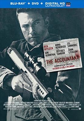 The Accountant 2016 Eng 720p BRRip 1GB ESub