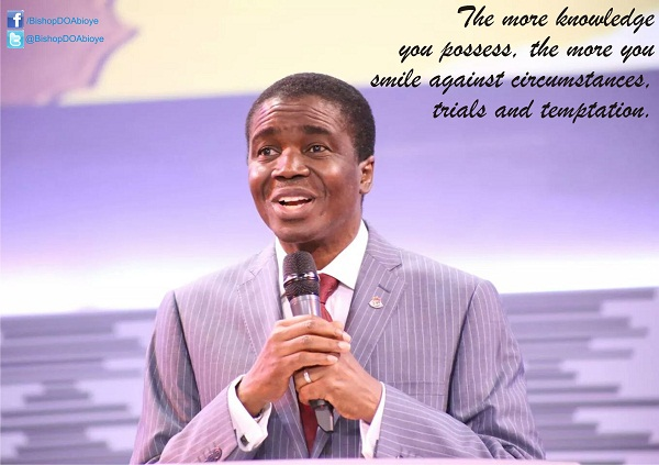 David Abioye's Daily Devotional Today: 2017-02-22- YOUR MOUTH, YOUR LIFE