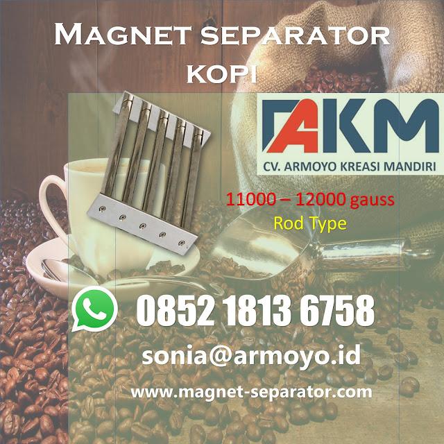 magnet separator kopi