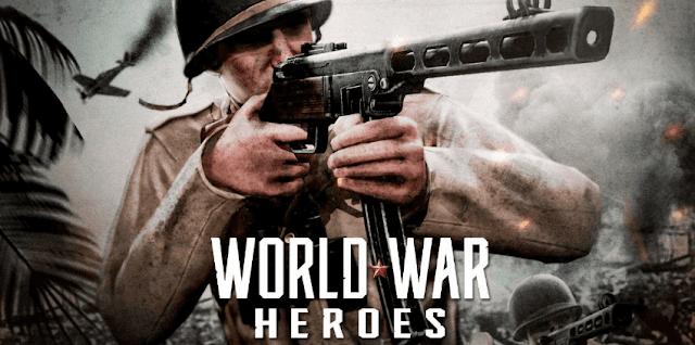 World War Heroes, Game Offline atau Online? Serta Koneksi Internet yang Cocok Agar Tidak Lag