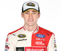Ryan Blaney - Sunoco Rookie of the Year Race Off To Exciting Start (#NASCAR)