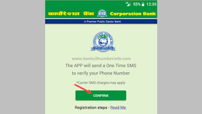 Register with mobile nnumber