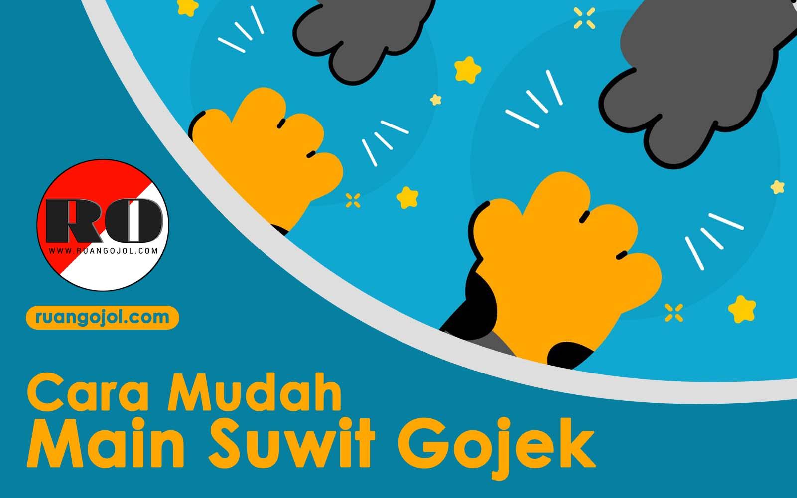 11 Cara Main Suwit Gojek untuk Dapat Saldo GoPay Gratis