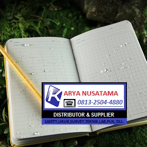 Jual Buku Survey Rain Field Book Bound RR5504F di Jambi