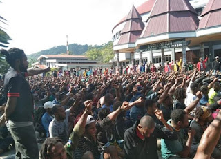 """Total 727 mahasiswa """"eksodus"""" bebas, 6 jadi tersangka"""