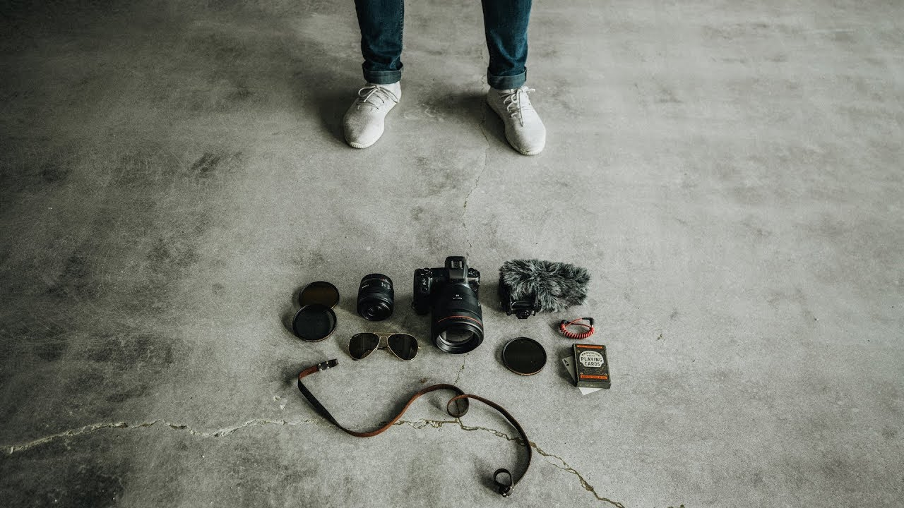Flat Lay Photography Tips by Peter McKinnon