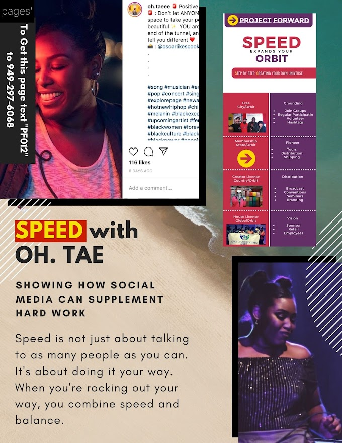 Social Media Gives Artists like OH. TAE the Ability to Take Charge - pages'