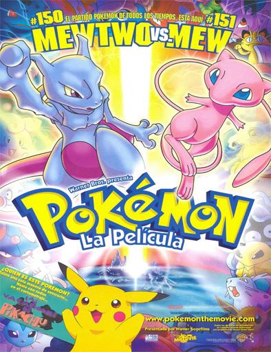 Ver Pokémon: La película (1998) Online
