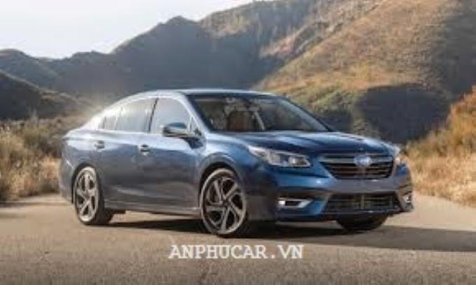 Subaru Legacy 2020 tiếp tục thay đổi cạnh tranh trên thị trường
