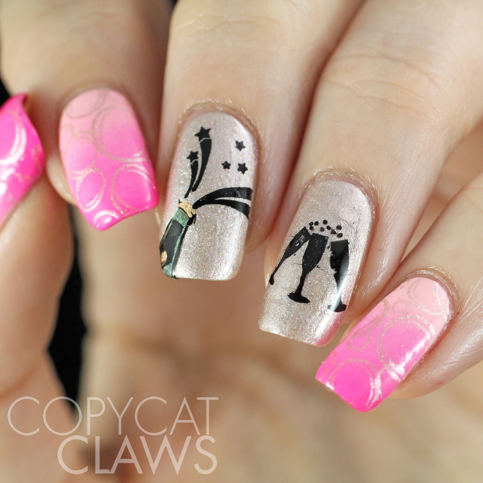 Copycat claws big little lies inspired nail art the last thing i did was matte it but i think i liked it shinier better prinsesfo Image collections