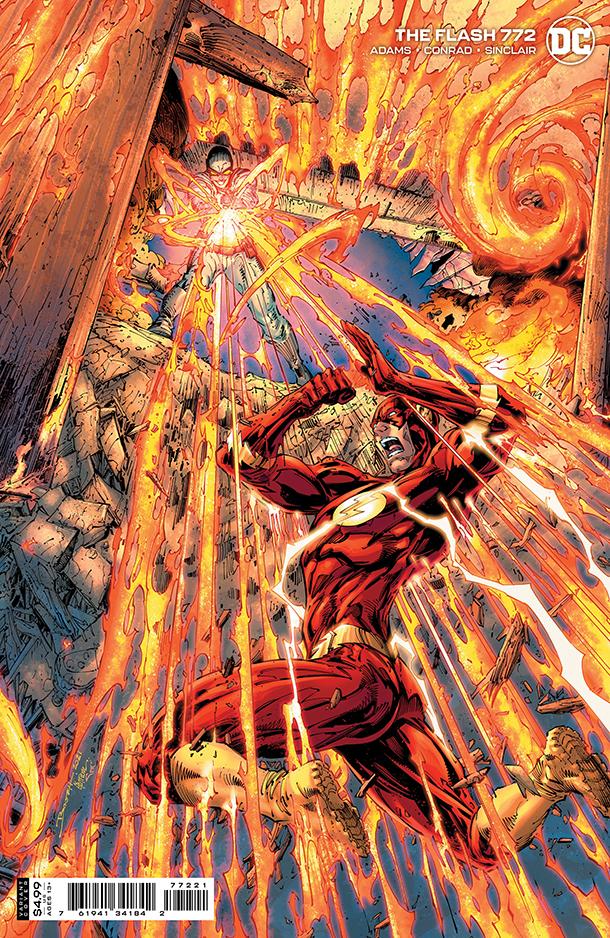 The Flash #772 - 6