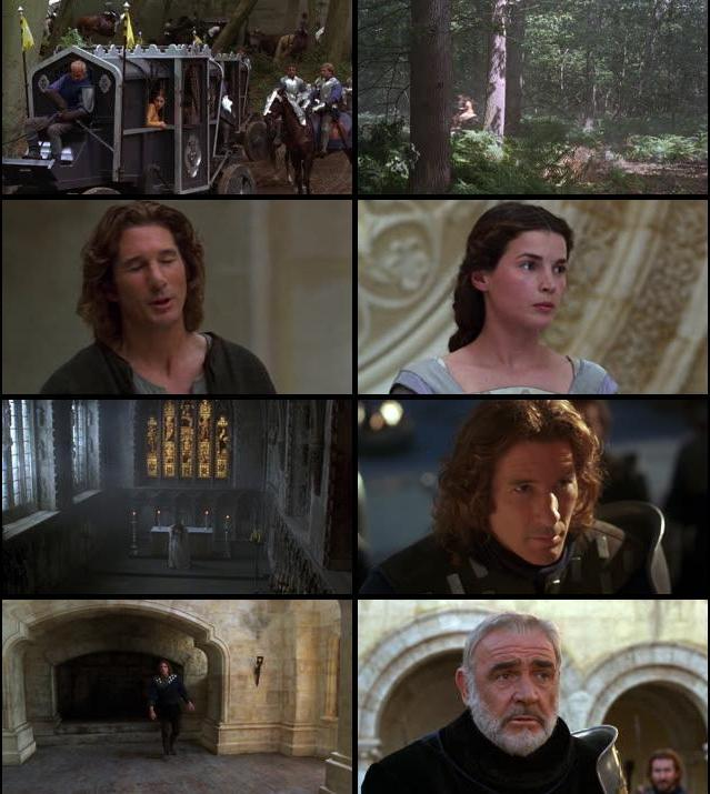 First Knight 1995 Dual Audio Hindi 720p BluRay