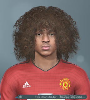 PES 2019 Facepack vol 3 by Bebo Facemaker