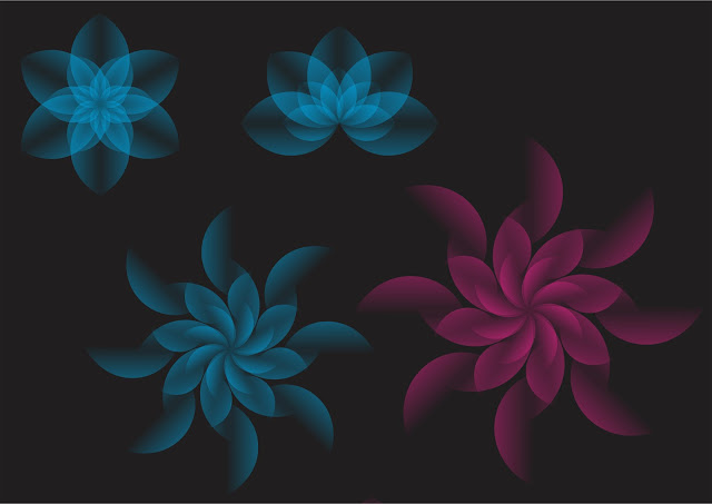 How to Make Flower Pattern Design