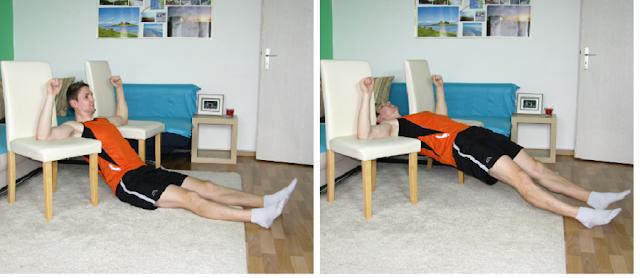 5 bài tập cơ xô với vật dụng có sẵn tại nhà