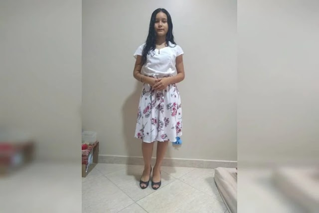 Uma Menina de  apenas12 anos deixa casa enquanto pais dormiam e desaparece no DF