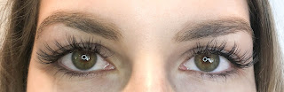 Lash Extension After